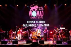 George Clinton Parliament Funkadelic (ph: Womad)