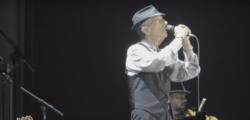 Leonard Cohen Lucca