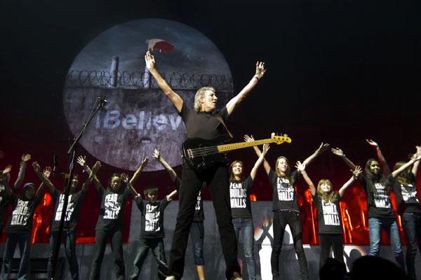 'The Wall' al confine tra Messico e Usa: la nuova sfida di Roger Waters a Donald Trump