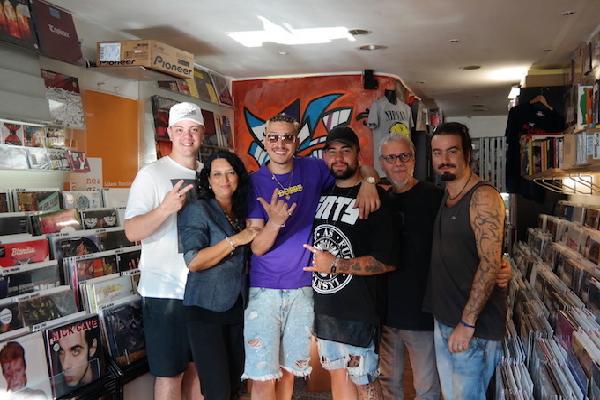 InStore – Tra Zenith e Nadir, l'incontro con i fans di Maruego allo Sky Stone