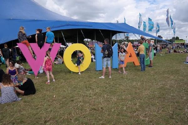 Trasferta londinese ad agosto per il Womad Festival