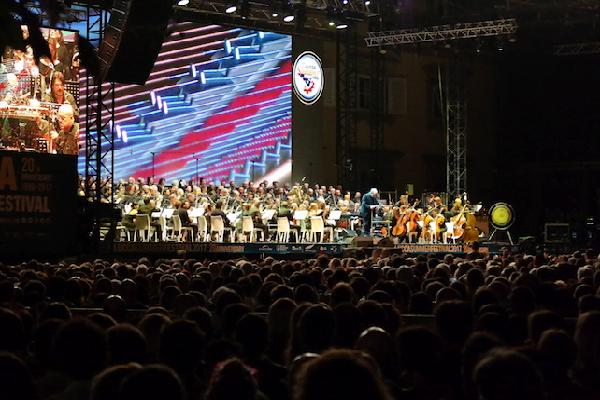 Dopo i concerti di marzo, Ennio Morricone suonerà a giugno alle Terme di Caracalla