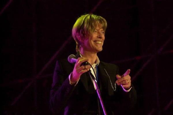 Un (raro) video di David Bowie a Lucca nella settimana a lui dedicata