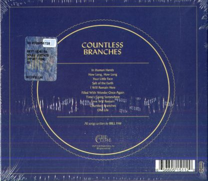 Bill Fay - Countless Branches - retrocover