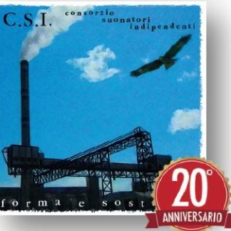 C.S.I. - Forma e Sostanza - RSD 2017