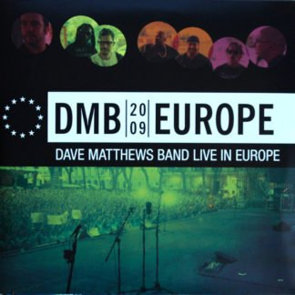 Dave Matthews Band - Live in Europe (2009)