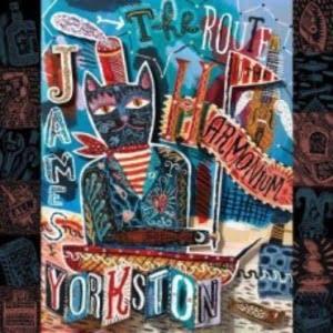 James Yorkston - Route To The Harmonium