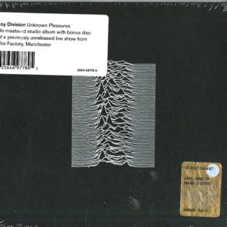 Joy Division - Unknown Pleasures cdx2