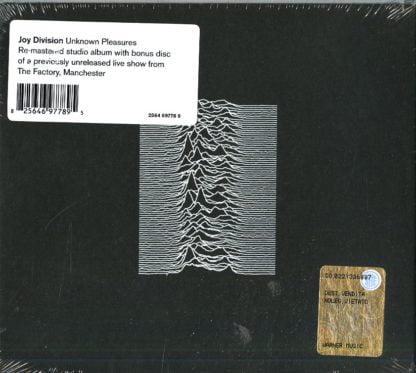 Joy Division - Unknown Pleasures cdx2