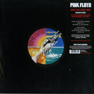 Wish You Were Here (Remastered) Pink Floyd LP