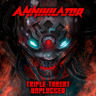 Annihilator - Triple Threat Unplugged (Rsd 2020)