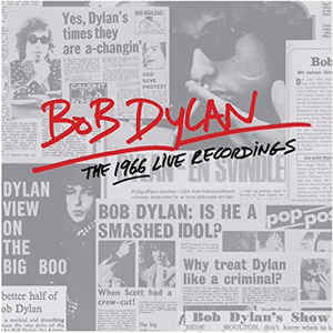 Bob Dylan ‎– The 1966 Live Recordings