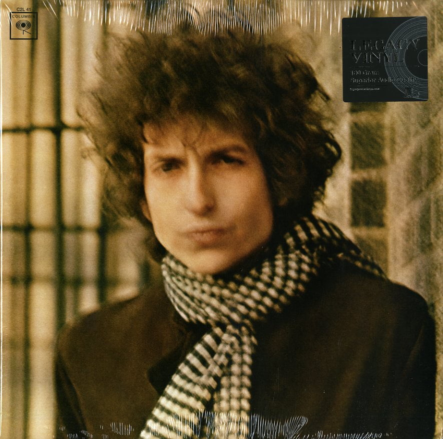 Bob Dylan - Blonde On Blonde - lp