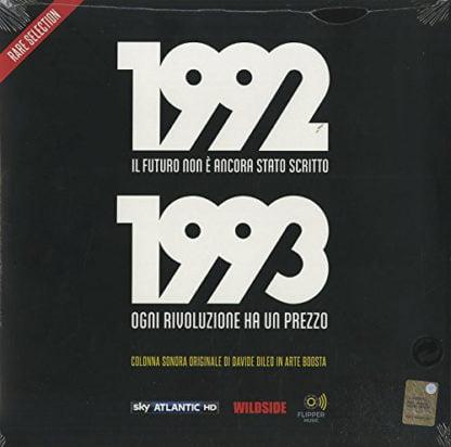 Boosta – La Stanza Intelligente EP, 1992 1993
