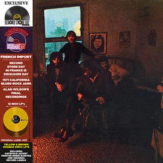 Canned Heat & John Hooker Lee - Hooker 'N Heat (Yellow & Grey Vinyl Rsd 2020)