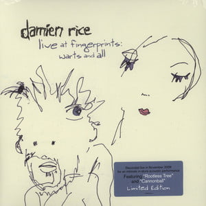 Damien Rice ‎– Live At Fingerprints: Warts And All