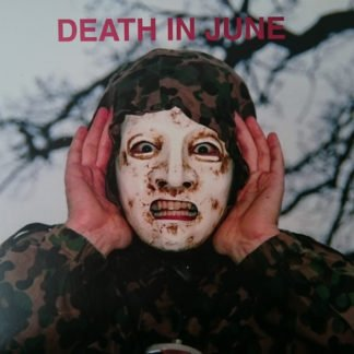 Death In June ‎– Euro Cross cover