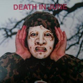 Death In June – Euro Cross cover