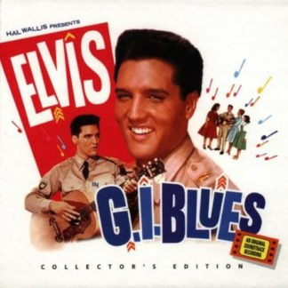 Elvis ‎– G.I. Blues (Collector's Edition)