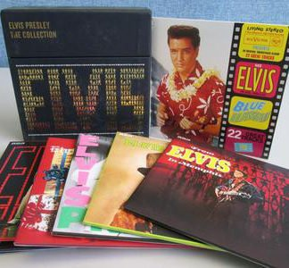 Elvis Presley ‎– The Collection