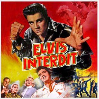 Elvis Presley - Elvis Prohibited! (Blue & Red Vinyl Rsd 2020)