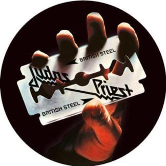 Judas Priest - British Steel (Marbled Vinyl Rsd 2020)