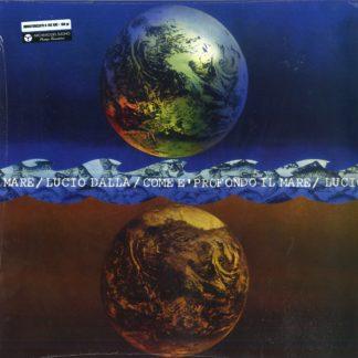 Lucio Dalla - Com'E Profondo Il Mare LP