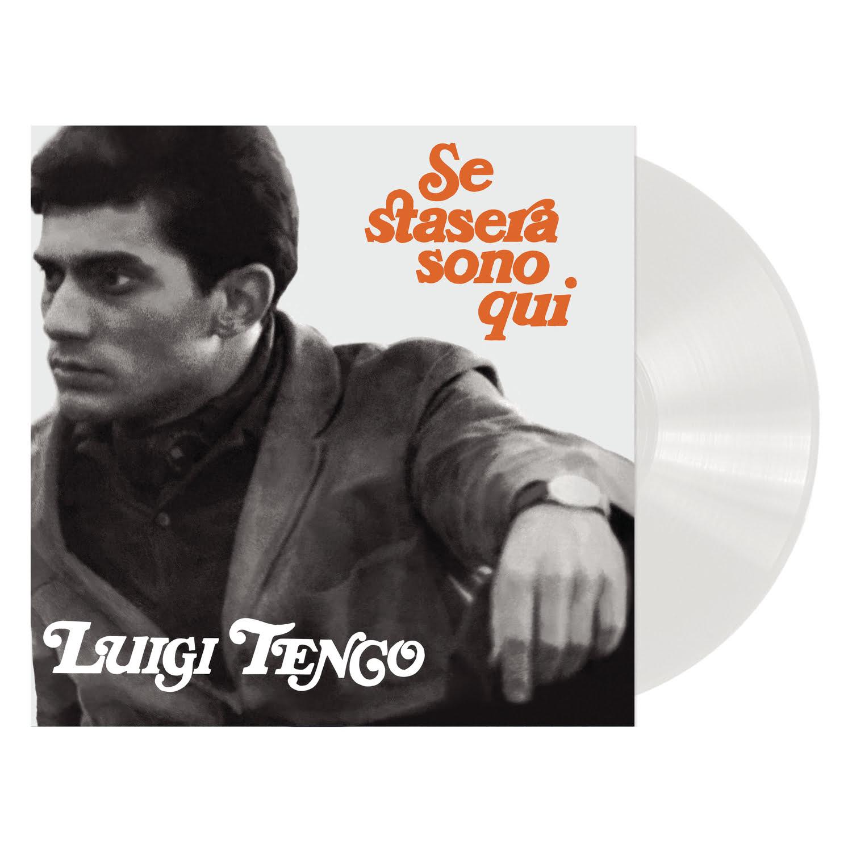 Luigi Tenco - Se Stasera Sono Qui (Vinile Trasparente) (Rsd 2020)