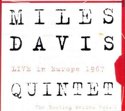 Miles Davis Quintet – Live In Europe 1967 (The Bootleg Series Vol. 1)