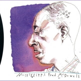 Mississippi Fred McDowell ‎– I Do Not Play No Rock 'N' Roll
