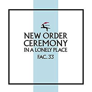 "New Order - Ceremony (Version 2) (12"")"