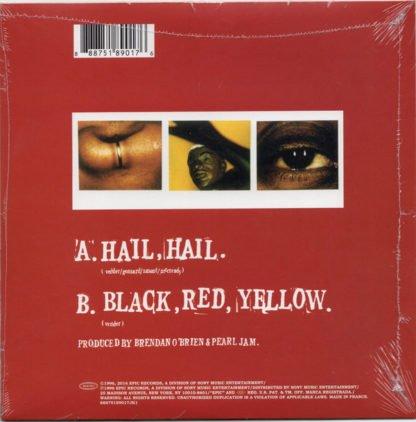 Pearl Jam – Hail, Hail - retro