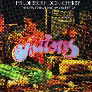 Penderecki & Don Cherry - Actions (Rsd 2020 Red Vinyl)