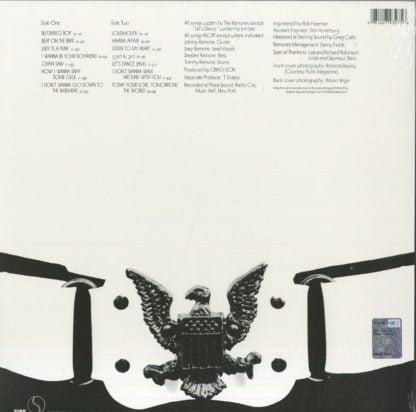 Ramones - Ramones - retro cover