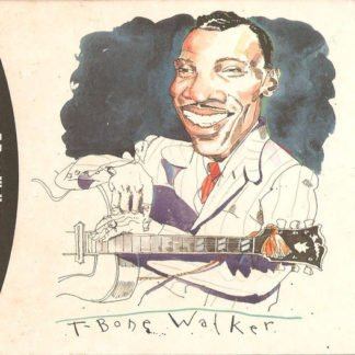 T-Bone Walker ‎– The Complete Capitol/Black & White Recordings