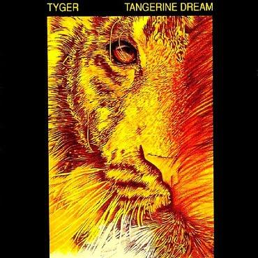 Tangerine Dream - Tyger (Vinyl Bluelimited Edt.) (Rsd 2020)