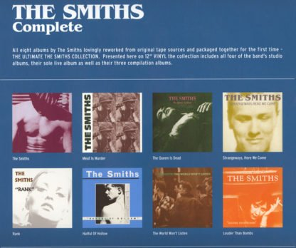 The Smiths ‎– Complete - retro