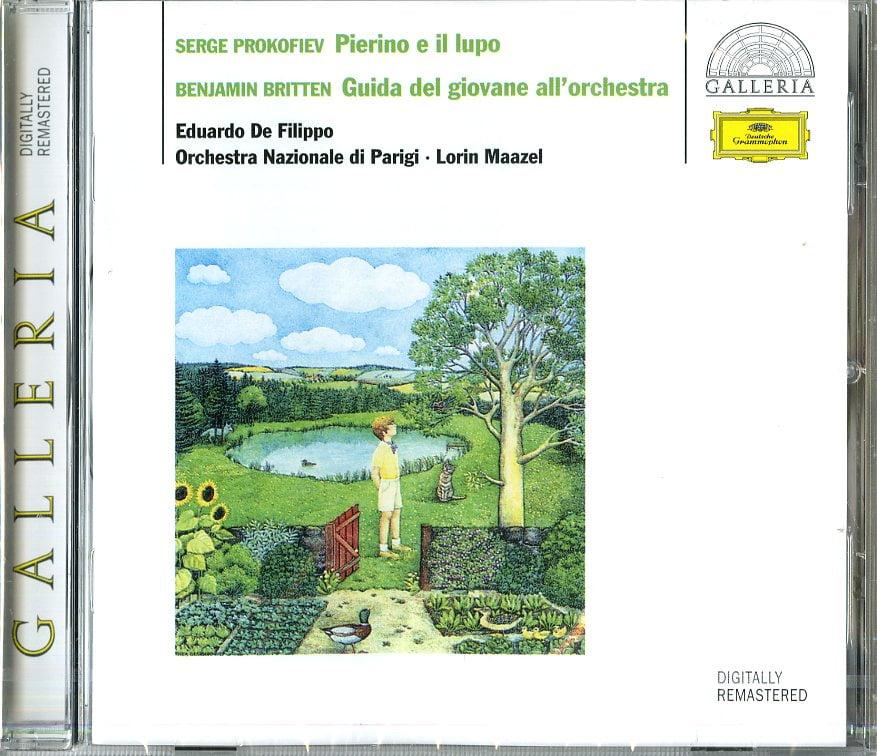Serge Prokofiev - Pierino E Il Lupo Op.67