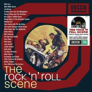 AAVV - The Rock And Roll Scene (Rsd 2020)