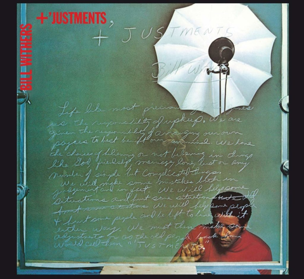 Bill Withers - + 'Justments