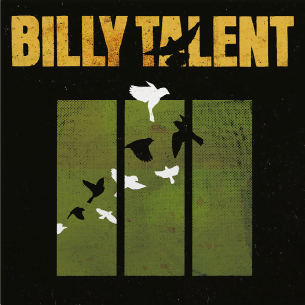 Billy Talent III - cover