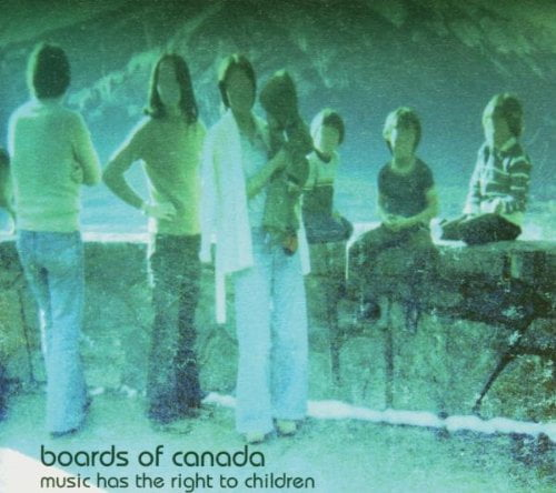 Boards Of Canada - Music The Right To Children