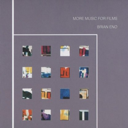 Brian Eno - More Music For Films