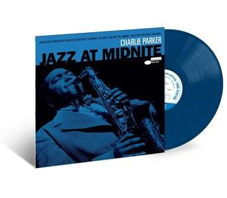 Charlie Parker - Jazz At Midnight (Vinyl Colour) (Rsd 2020)