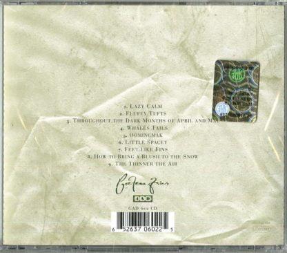 Cocteau Twins - Victorialand RETRO CD
