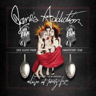 Jane's Addiction - Alive At Twenty-Five