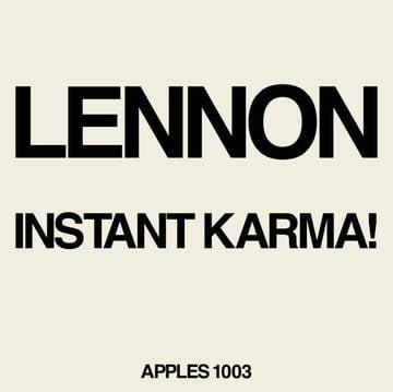 John Lennon - Instant Karma! (7) (Rsd 2020)