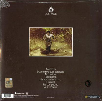 La Batteria,Il Contrabbasso, Eccetera - retro cover