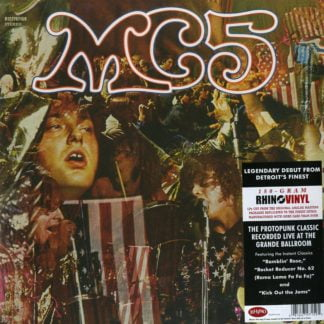 MC 5 - Kick Out The Jams