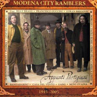 Modena City Ramblers - Appunti Partigiani